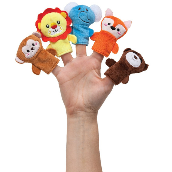 Decoches Animais Da Selva 7500 - Buba Toys