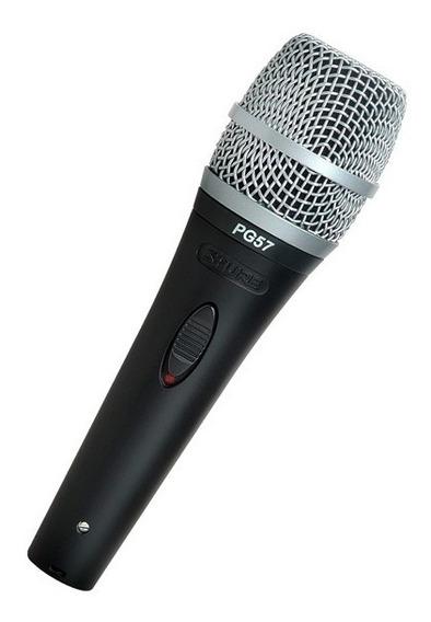 Micrófono Pg57-lc Para Instrumento Shure