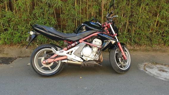 Kawasaki Er 6n Modelo 2007