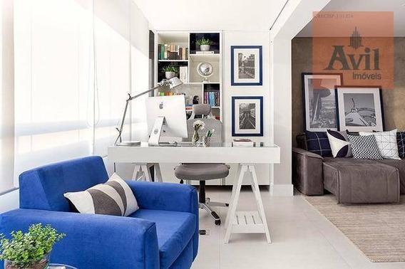 Loft Com 1 Dormitório Para Alugar, 53 M² Por R$ 3.500/mês - Parque Industrial Tomas Edson - São Paulo/sp - Lf0002