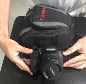 Câmera Profissional Cânon T7i