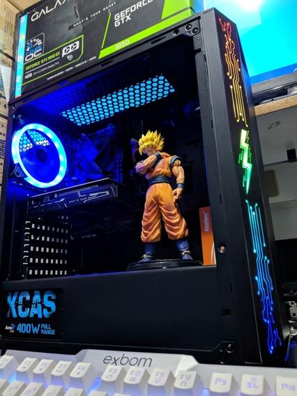 Pc Gamer I5 + Gtx 1050 +8 Ram 1600ghz + Comversor Digital