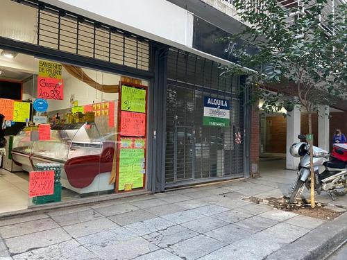 Imagen 1 de 9 de Belgrano Zona Las Cañitas. Local En Alquiler
