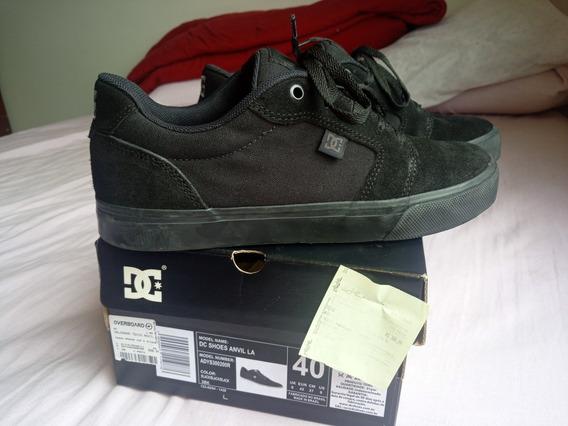 Dc Shoes Anvil La Black
