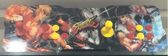 Arcade Fliperama Games Retro 12 Mil Jogos Street Fighter