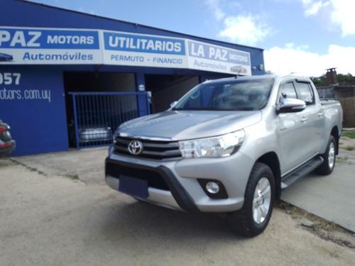 Toyota Hilux  Sr  Diésel Full 2.5 Unico Dueño