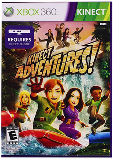 Kinect Adventures Para Xbox 360 Nuevo Envio Gratis