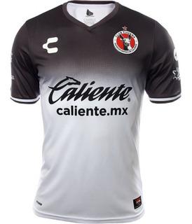 Charly Jersey Visita Futbol Xolos Tijuana M