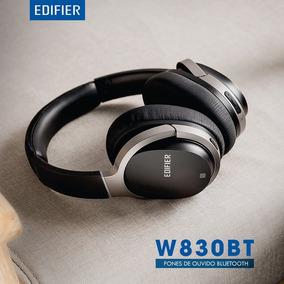 Fone Edifier W830bt Over Ear Bluetooth Sem Fio Nfc