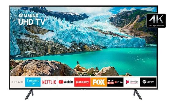 Smart Tv 4k Samsung Led 55 , Uhd, Hdmi, Wifi, Usb, Bluetooth® - 55ru7100 - Bivolt