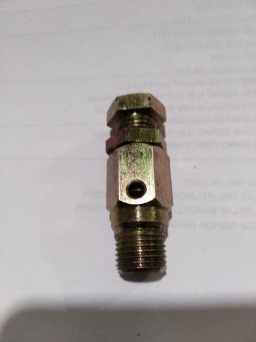 Valvula Para Compresor De Seguridad Regulable