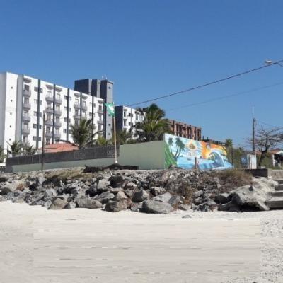Apartamento No Bairro Campos Elíseos, Em Itanhaém, Cod.6911