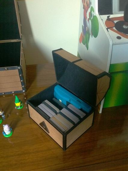 Baú Rupia Zelda Tema P Game Boy, Coleção De Games(exclusivo)