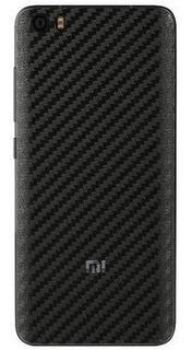 Pelicula Tras Fibra Carbono Xiaomi Redmi Note 7 6 Pro 9 Se