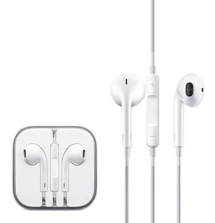 Fone De Ouvido Earpods Lacrado Para Iphones 5 6