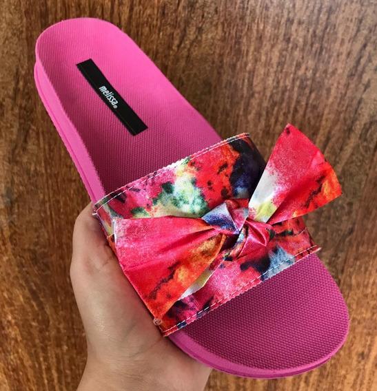 Chinelo Melissa Beach Slide Confort
