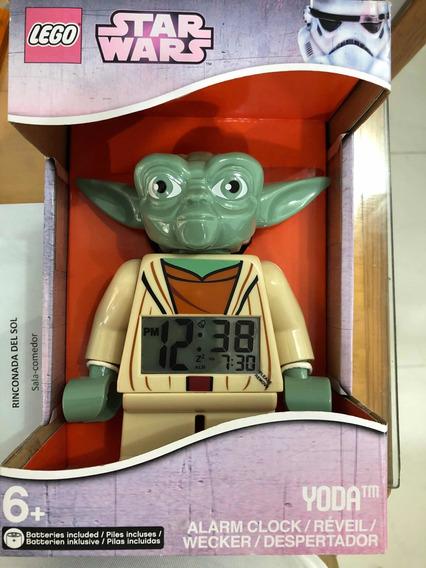 Reloj Despertador Edición Especial Star Wars