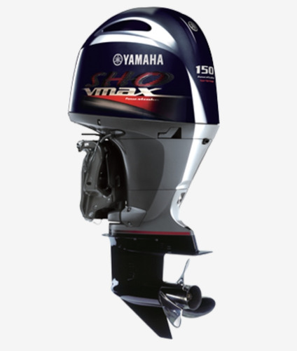 Motor De Popa Yamaha Vf 150 Hp Okm 2021 12x Cartao