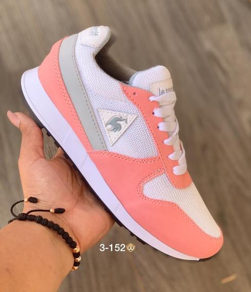 Zapatos Tenis Deportivos Lecoq Sportif Mujer Envío Gratis.
