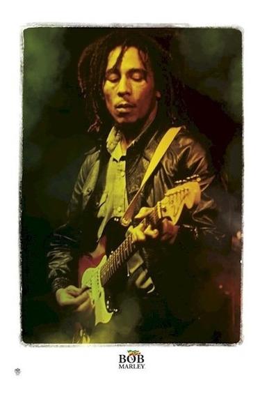 Poster Importado De Bob Marley - Legendary - 90 X 60 Cm