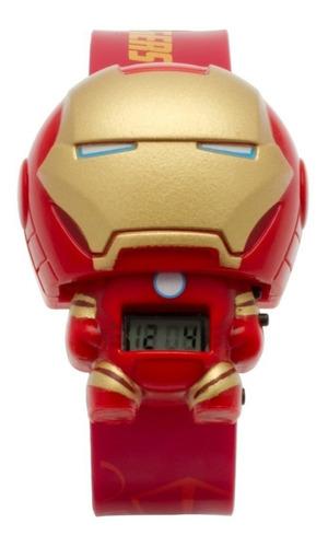Reloj Niño Pulso  Avengers Ironman 2020