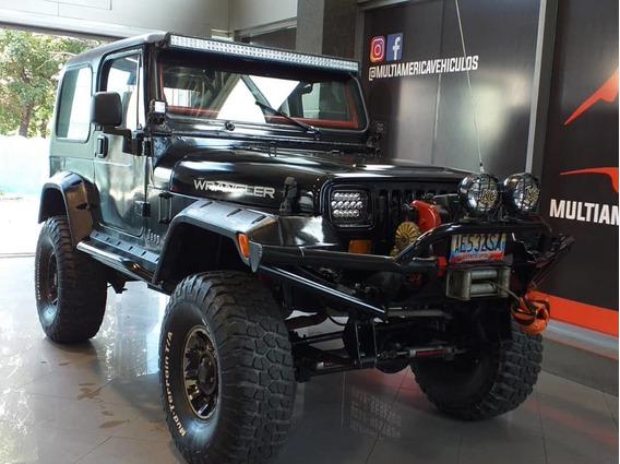Jeep Cj Wrangler .