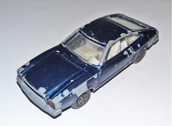 Auto Jet Nº 9 Ford Mustang Ii Industria Argentina Azul 1974
