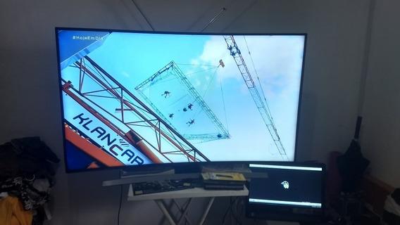 Smart Tv 55 4k Curva