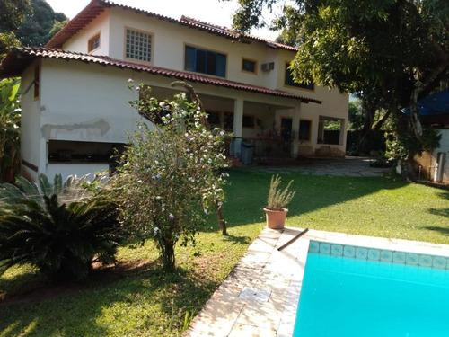 Casa Com 7 Dormitórios À Venda, 417 M²  Engenho Do Mato - Niterói/rj - Ca1081