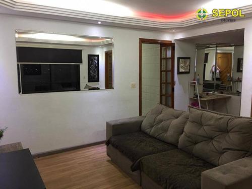 Apartamento Com 3 Dormitórios À Venda Por R$ 615.000,00 - Vila Formosa - São Paulo/sp - Ap0768