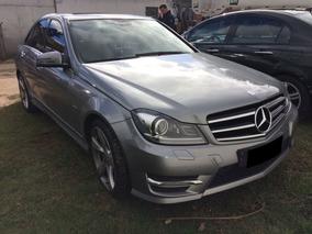 Mercedes Benz Clase C Extra Full Igual A 0km 2014