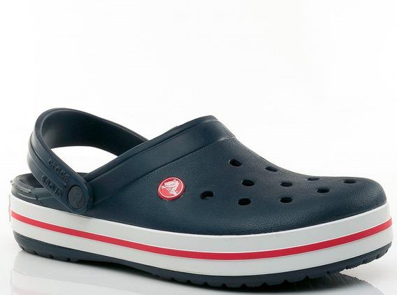 Ojota Sandalia Crocs Crocband Azul - Sagat Deportes