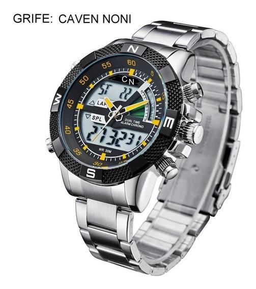 Relógio Digital Anadigi - Caven Noni B-220