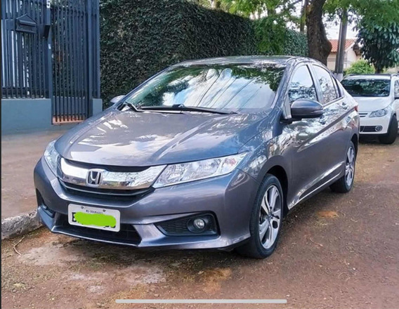 Honda City 1.5 Ex Flex Aut. 4p 2016