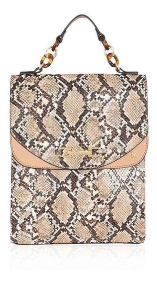 Mochila Paris Ss20 Backpack Brown M Secret