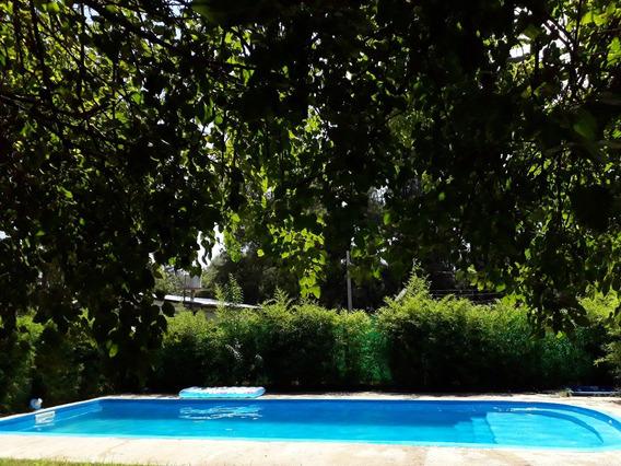 Casa Fin De Semana O Vivienda Permanente En Moreno