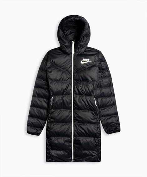 Nike Campera Mujer Parka Reversible Pluma 939440-011