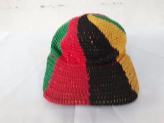 Boné Rasta Rastafari Reggae De Tricô D.b. Cod 1272