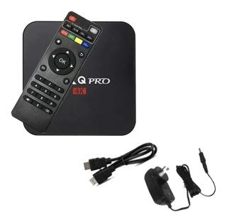 Conversor Tv Box Smart Android Para Netflix + Youtube + Flow