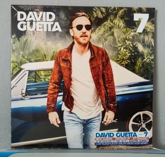 David Guetta 7 Vinil Pronta Entrega