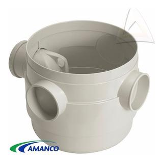 Caixa Agua Pluvial 300mm Amanco Com Grelha