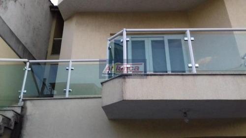 Excelente Sobrado Com 4 Dormitórios Terreno 10x25 E 300m² De Área Útil- Cód. So2496 - Ai13925