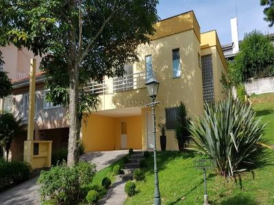 Casa Em Condominio - Aldeia Da Serra - Ref: 67780 - L-67780