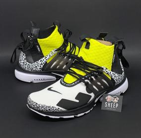 Tenis Nike Air Presto Mid Acronym