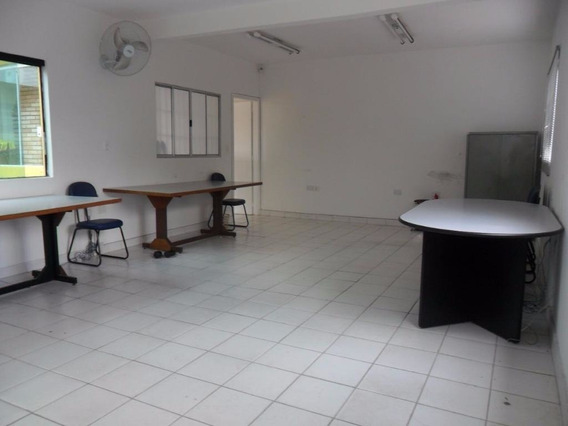 Casa Comercial Para Locação, Brooklin Paulista, 250m², 6 Salas, 6 Vagas! - It47958
