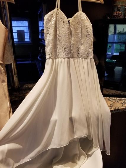 Vestido De La Diva - Blanco