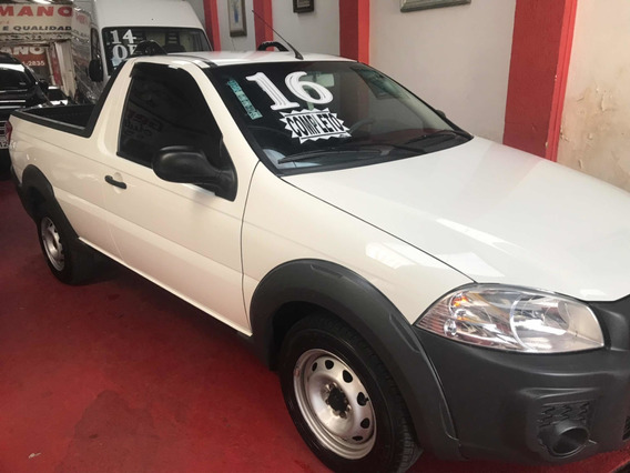 Fiat Strada 1.4 Working Flex 2p 2015/2016