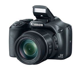 Maquina,camera Digital Canon Powershot Sx530 Hs