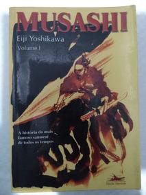 Livro Musashi Eiji Yoshikawa Volume 1