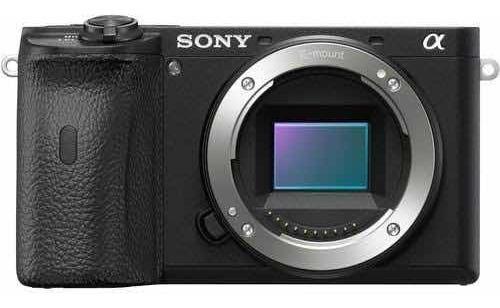 Câmera Sony Alpha A6600 Corpo Lacrado